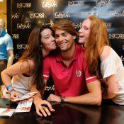 Camille Lacourt, futur papa : Complice avec ses fans... pour vendre des slips ?