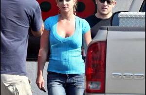 PHOTOS : Britney Spears sous le coup de l'émotion...