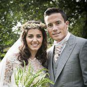 Katie Melua et son compagnon James Toseland se sont mariés