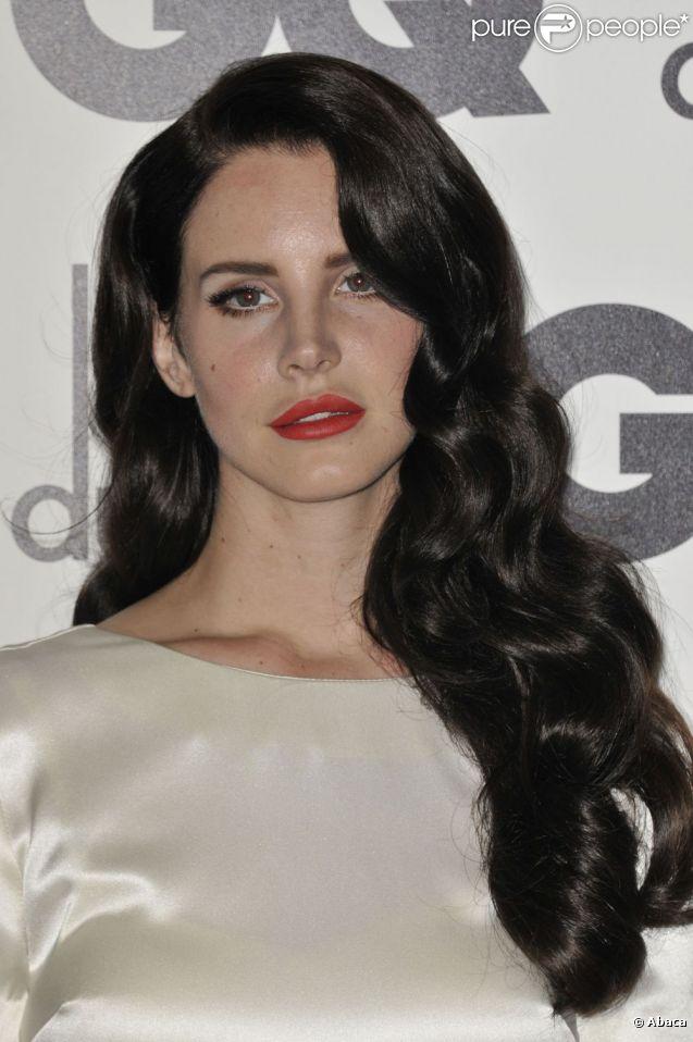 Lana Del Rey le 4 septembre 2012 à Londres