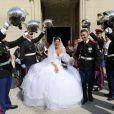 Mariage de Sonia Lacen et Julien Lamour le 25 août 2012 à Saint-Rémy-de-Provence