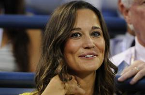 US Open : Pippa Middleton glamour et rayonnante pour son anniversaire