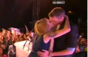 Secret Story 6 finale : Julien et Fanny, fous amoureux, ne se cachent plus