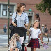 Sofia Coppola : Douce et délicate maman avec ses adorables filles