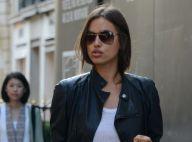 Irina Shayk : Sublime pour sa virée shopping parisienne, un déménagement ?