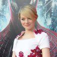Emma Stone à Los Angeles pour la promotion de  The Amazing Spider-Man , le 28 juin 2012.