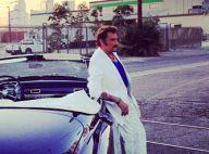 Johnny Hallyday : Avec sa Laeticia dans les coulisses de son nouvel album