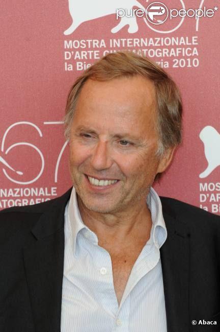 Fabrice Luchini lors de la Mostra de Venise 2010