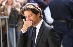 Obsèques de Pierre Mondy : Alain Delon et Bruno Madinier unis dans la douleur