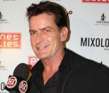 Charlie Sheen à Los Angeles en mai 2012.