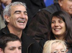 Estelle Denis et Raymond Domenech: tout va très bien!