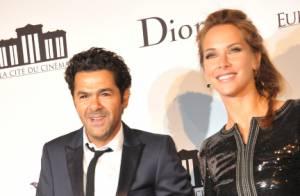 Melissa Theuriau et Jamel Debbouze : Amoureux glamour pour la Cité du Cinéma