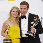 Emmy Awards 2012, le palmarès : 'Homeland' et Claire Danes, enceinte, triomphent