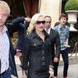 Gwen Stefani à Paris, le 24 septembre 2012.