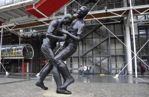Zinedine Zidane : Coup de tête au Centre Pompidou