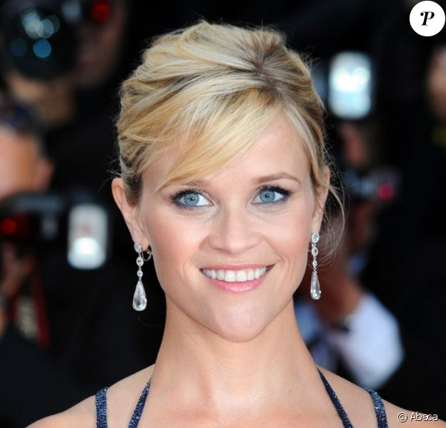Reese Witherspoon, radieuse à Cannes en mai 2012