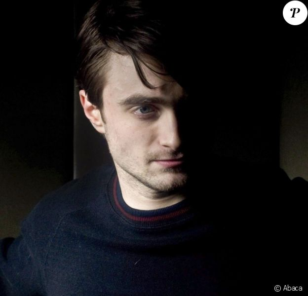 Daniel Radcliffe en janvier 2012 à Toronto.