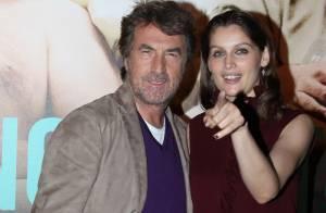 Laetitia Casta et François Cluzet : Un sourire pour leur film presque porno