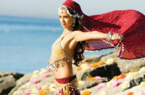PHOTOS : Jessica Alba, tellement sublime en danseuse orientale !