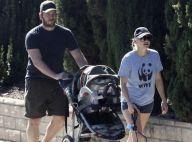 Anna Faris : Première sortie avec son bébé Jack, né prématuré le mois dernier