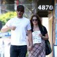 Drew Barrymore et Will Kopelman le 18 août 2012 à Los Angeles.
