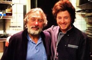 Le gagnant de Top Chef, Jean Imbert, reçoit Robert De Niro dans son resto