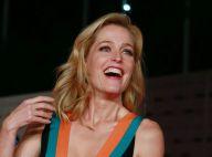 Gillian Anderson : Resplendissante et primée au Festival de la fiction de Rome
