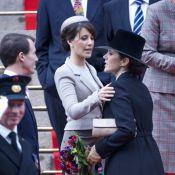 Princesses Mary et Marie : Chaleureuses et élégantes retrouvailles au Parlement