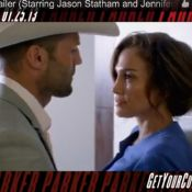 Parker : Jennifer Lopez se déshabille pour le bestial Jason Statham