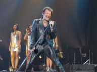 Johnny Hallyday : Magnifique pour son retour enthousiaste sur scène