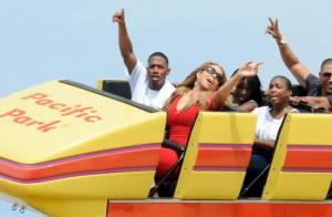 Mariah Carey et Nick Cannon : Sensations fortes et douceurs avec leurs jumeaux
