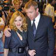 Madonna et Guy Ritchie en septembre 2005