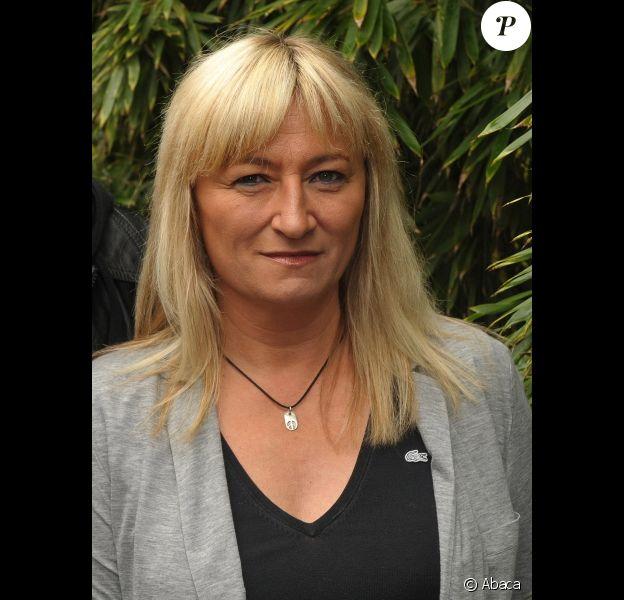 Christine Bravo en juin 2009 à Paris
