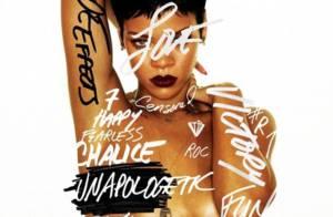 Rihanna pour Unapologetic : Toujours plus nue, la saga continue