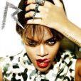 Rihanna, pochette de l'album  Talk That Talk  (2011)