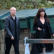 Red 2 : Bruce Willis profite de Paris avec la femme fatale Catherine Zeta-Jones