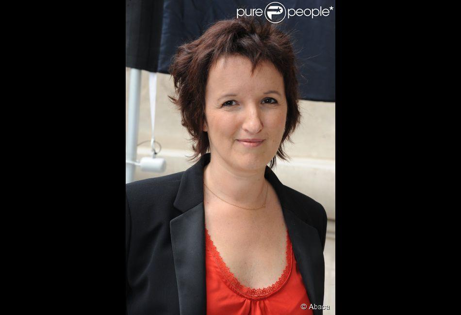 Anne Roumanoff en août 2011 à Paris