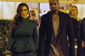 Kanye West et Kim Kardashian en week-end à Rome, une demande en mariage en vue ?