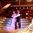 Lorie et Christian dans Danse avec les stars 3 le samedi 20 octobre 2012 sur TF1
