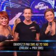 Emmanuel Moire et Fauve dans Danse avec les stars 3 le samedi 20 octobre 2012 sur TF1