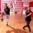 Gérard Vives et Silvia dans Danse avec les stars 3 le samedi 20 octobre 2012 sur TF1