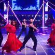 Shy'm sublime dans Danse avec les stars 3 le samedi 20 octobre 2012 sur TF1