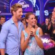 Chimène Badi et Julien dans Danse avec les stars 3 le samedi 20 octobre 2012 sur TF1