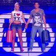 dans Danse avec les stars 3 le samedi 20 octobre 2012 sur TF1