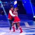 Amel Bent et Christophe dans Danse avec les stars 3 le samedi 20 octobre 2012 sur TF1