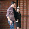 Ali Larter et son mari Hayes MacArthur à Los Angeles 21 octobre 2012.