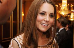 Kate Middleton : Rayonnante au côté d'Elizabeth II pour les médaillés olympiques