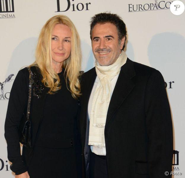 Isabelle Doval et José Garcia le 21 septembre 2012