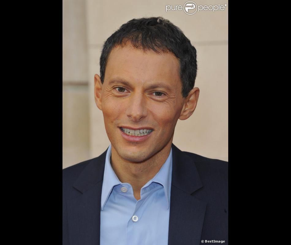 Marc-Olivier Fogiel en septembre 2012 à Paris