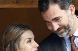 Letizia et Felipe d'Espagne : Gestes tendres, regards complices, leur amour dure